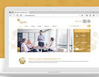 Signia Group Website Design
