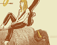Gig Poster: Lucy Rose