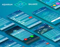 AQUARIUM BALANCE app and web