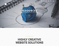 Resources Page - Seller eCommerce WordPress Theme