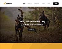 Daily UI - Landing Page