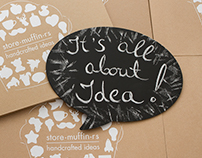IdeaBoard - chalkboard Ideas