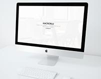 Website: Macroblu