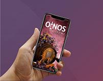 Oinos - demo wine app