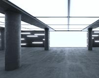 Multi-scenario sci-fi space