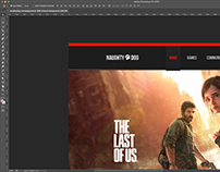 Naughtydog Redesign Sneak Preview