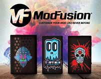 "Vapor Shark - ""Modfusion"" Email Campaign"