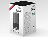 VIZIO Crave 360 Speaker Packaging
