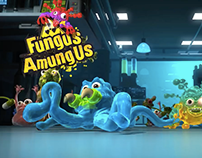 Fungus Amungus Ad | Science4you