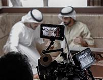 Emirates NBD TVC BTS