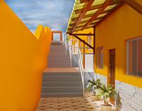 Modelo Casa 3D