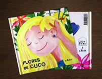 Livro - Flores de Cuco / Book - Cuco's Flowers