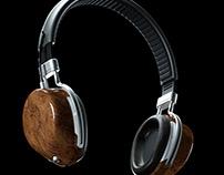 Aural Headphones