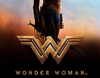 Wonder Woman Digital Banners