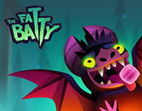 Fat Batty - IOS game