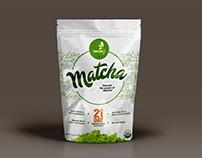 Matcha Package Design