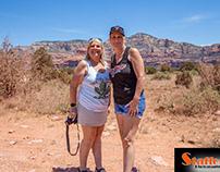 Diamondback Gulch (Greasy Spoon) & Outlaw Trail Sedona