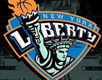 New York Liberty Identity