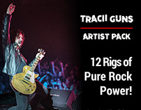 Tracii Guns Artist Pack for Headrush