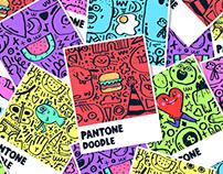 Pantone Doodle