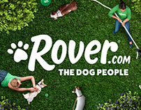 "Rover.com | ""The Dog People"""