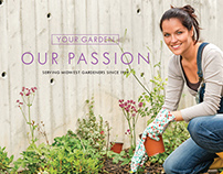 Your Garden - Our Passion