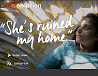#redemption: British Red Cross