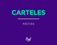 Carteles // Posters