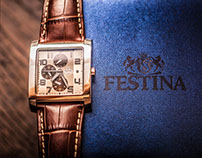 Personal Product Photography - Festina Watch