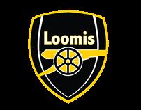 Loomis Gunners Logo