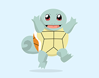 Squirtle (ゼニガメ )