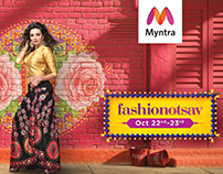 Myntra - Festive Campaign
