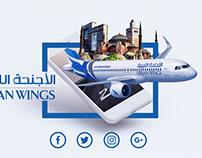 libyanwings social media