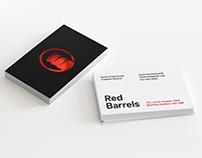 Red Barrels — Identité visuelle