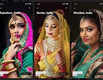 Bridal Wear Mobile App