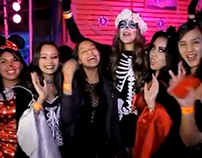Halloween TÚ Editorial Televisa (VIDEO)