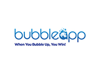 BubbleApp Logo & PPT Design