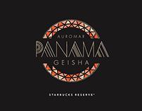 Starbucks Reserve Panama Auromar Geisha
