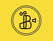 Jake Blackman Brand Idenity