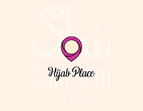 Hijab Place Logo Design