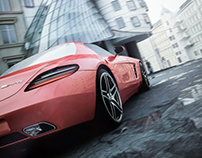 Mercede AMG