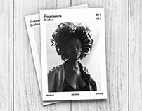 Graphic Design Portfolio — Minimal