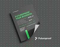 Futureproof - Branding Visual ID