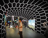 Rosnano pavilion at EXPO 2010