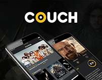 Couch - your guide for TV Series