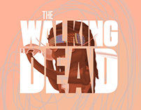The Walking Dead . Fan art