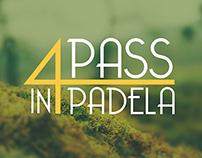 Brand Identity - QUATER PASS IN PADELA