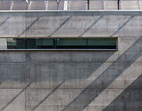 operative block of the hospital by GStudio Torino