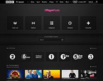 BBC iPlayerRadio early concept
