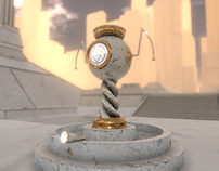 Lantern - 3D modeling
